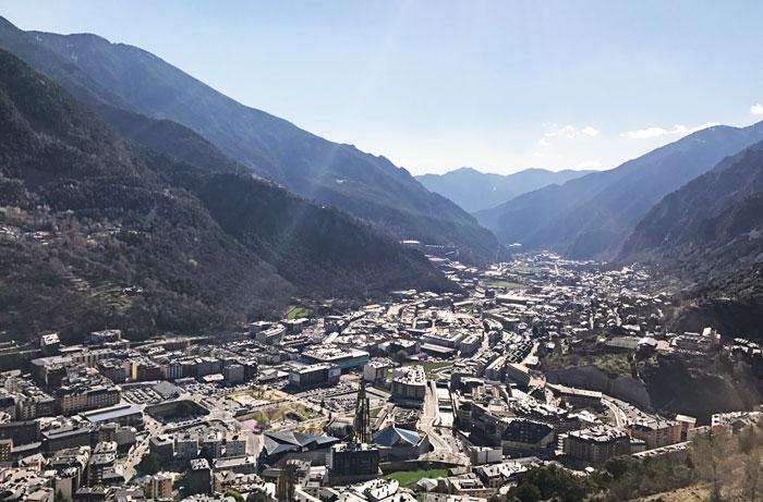 Referència a Andorra