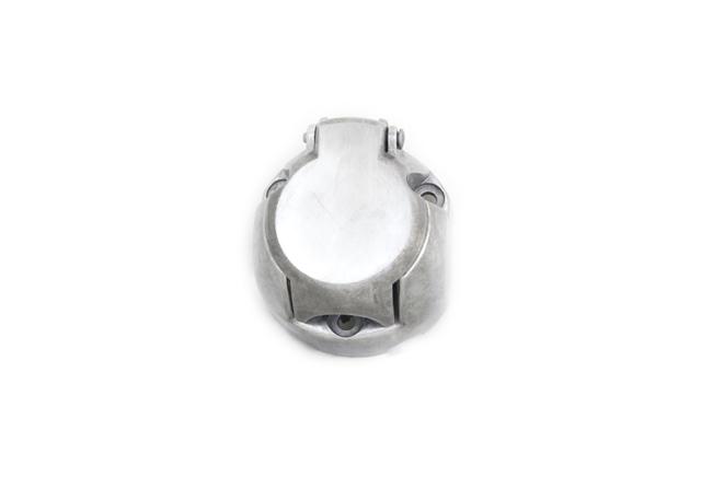 ALB0701 base de enchufe hembra aluminio 1